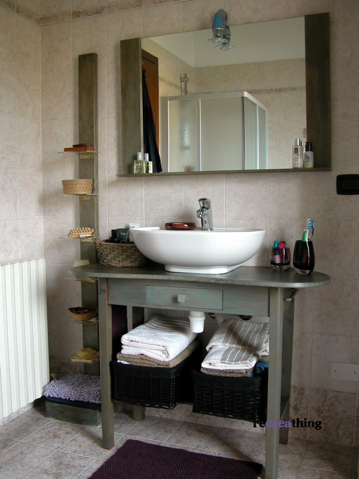 Il mio nuovo bagno recreathing - Devo rifare il bagno ...
