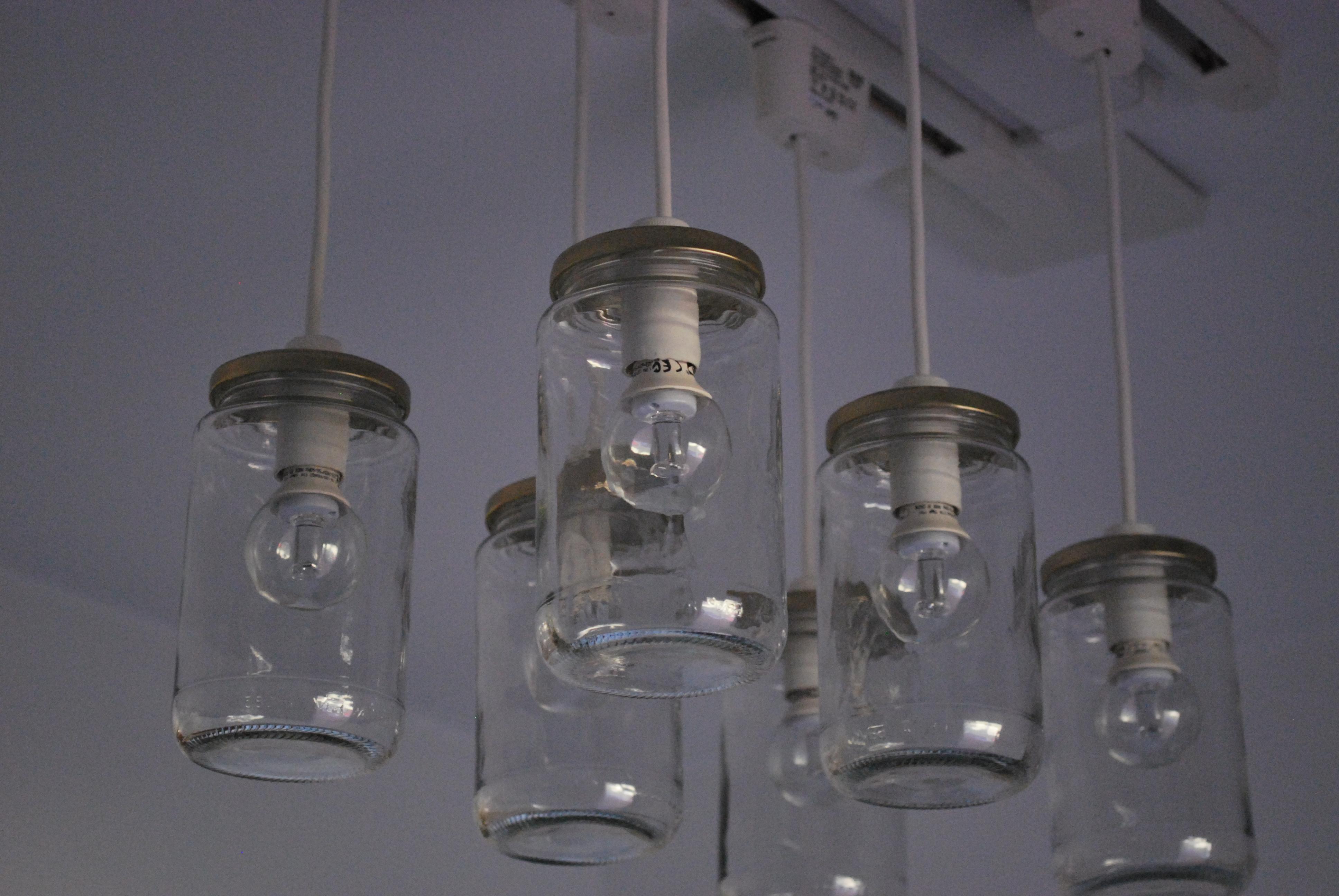 Il lampadario del bagno recreathing - Lampadario da bagno ...