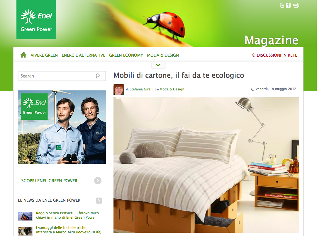 Enel Green Power Magazine