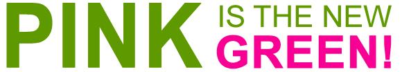 pinkisthenewgreen